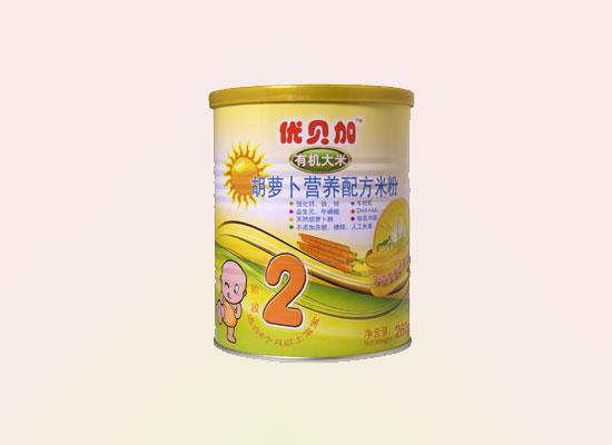 优贝加牛肉番茄营养米粉,科学配方营养均衡
