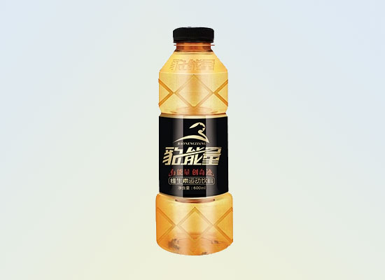 豹能量维生素饮料异军突起,让经销商选品不再迷茫!