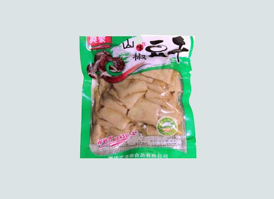 爽聚食品强力打造着中国休闲豆制品重要品牌
