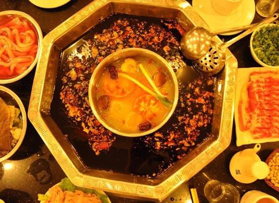 火锅的健康吃法