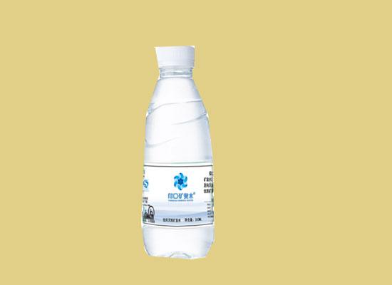 矿泉水概念多 既好喝又健康