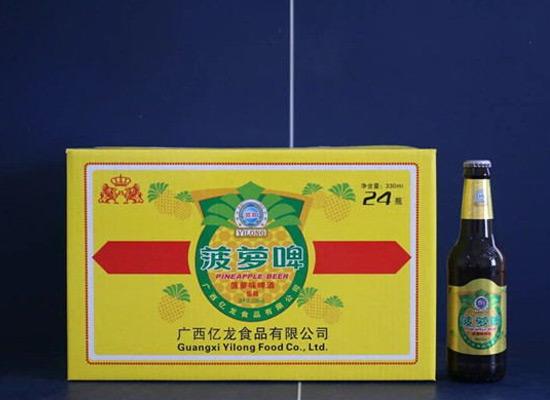 亿龙啤酒顺应时代潮流,用心生产好啤酒!