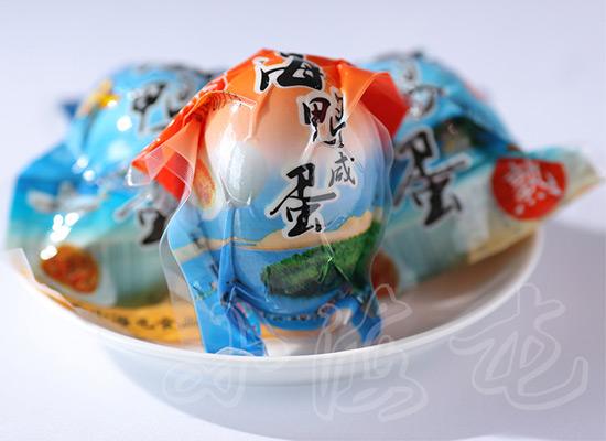 小海屯海鸭蛋有话说:海鸭蛋之所以贵在于品质和口感!