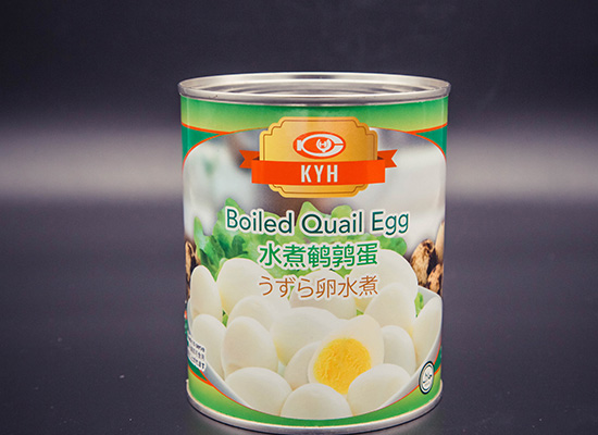 吃鹌鹑蛋罐头到底有什么好处呢?