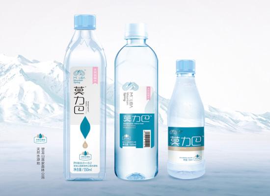 莫力巴天然弱碱水荣获广州国际水展金奖!