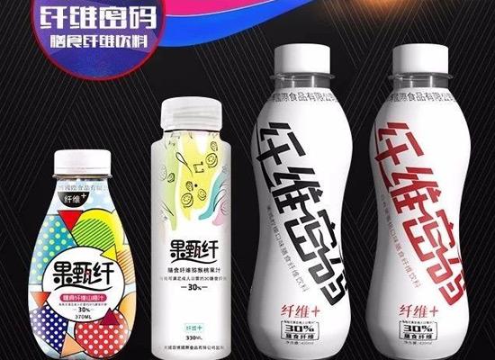 """继""""零度可乐""""之后,全球两大巨头瞄准中国纤维饮品市场!"""