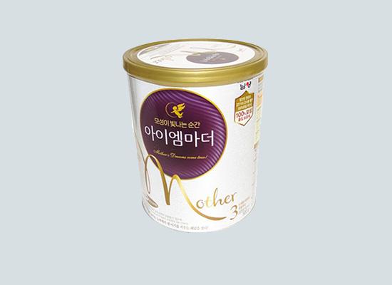 林贝儿配方奶粉 源自韩国的健康品牌