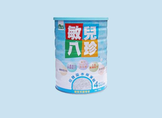 肥儿八珍营养米精 α-水解技术更好吸收