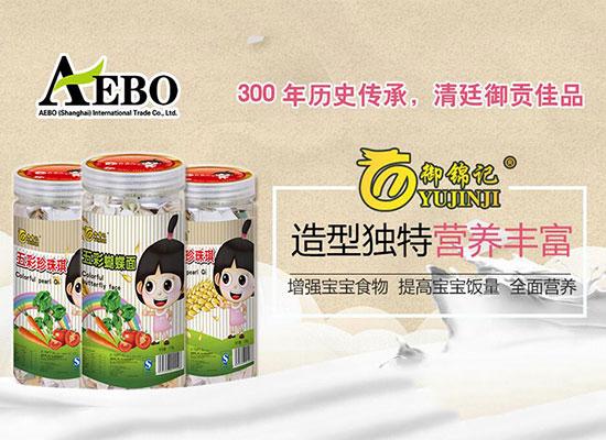 七年专注婴童健康事业,艾葆打造国际化辅食品牌