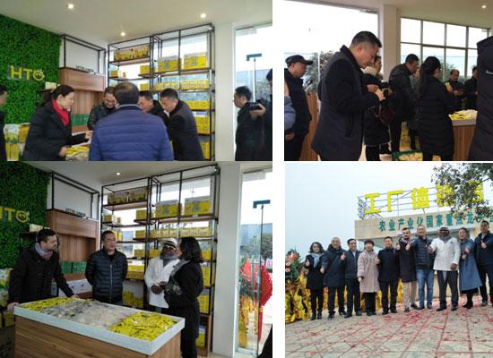 华通柠檬直营生活馆盛大开业!期待您的到来