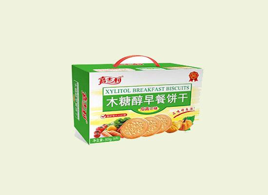 嘉士利:中国轻工业焙烤食品糖制品行业(饼干)十强企业