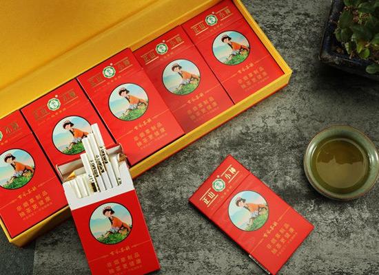 """""""茶烟""""成为酒水经销商跨界营销产品,成功抢占万亿市场!"""