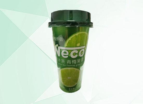 茶饮料行业又出爆品,青梅茉莉果汁茶强势来袭!
