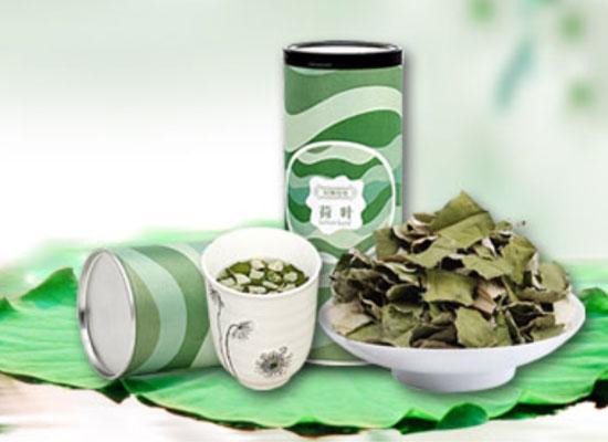 微山湖荷叶茶有哪些功效?看看你喝对了没有