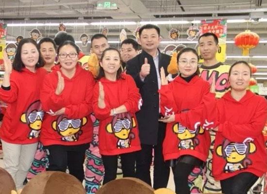 金丝猴食品华中大区:推广发力,赢出2019新高度