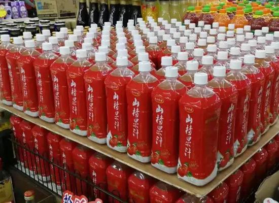红色风暴席卷而来!山楂汁的市场与利润由谁来定?
