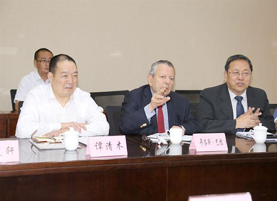 冷冻食品产业发展研讨会举办成功,冷冻协会会长发言