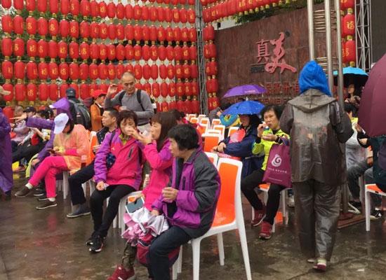 """热烈祝贺韩江徒步节暨南粤""""左联""""之旅圆满成功"""