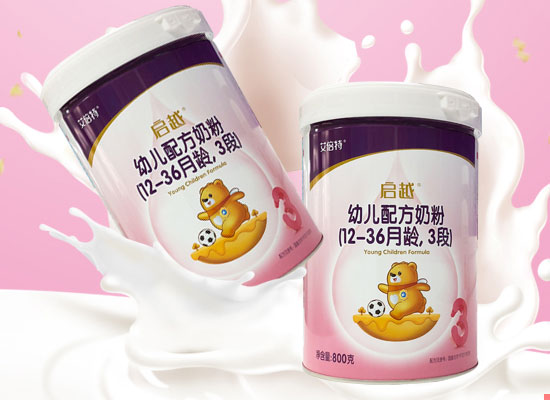 热烈祝贺启越奶粉荣获世界食品品质评鉴大会金奖