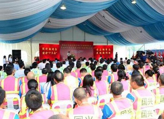 """湟中县开展""""两新""""组织党组织 党建工作现场观摩会"""