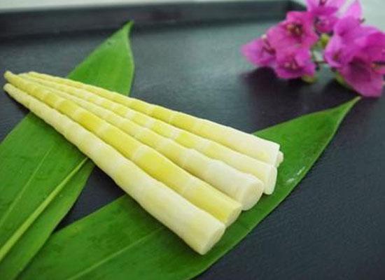 鹏鑫食品小科普:竹笋的营养价值和禁忌