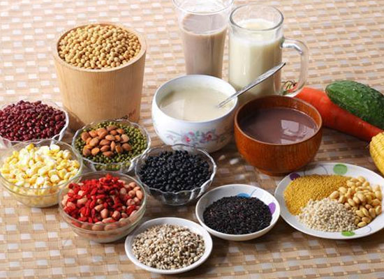 宝宝多吃粗粮和杂粮,营养又防病