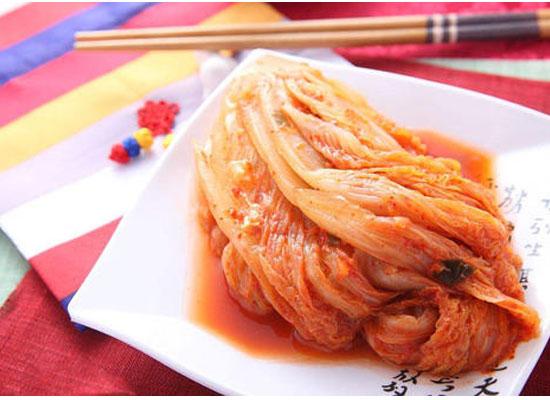 韩国泡菜要申遗,改名为辛奇