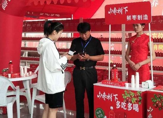 徐州糖酒会再现爆品,鑫养卫饮品带你抢占饮料销售旺季