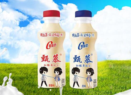 东方乐甄慕乳酸菌饮品,开始**次,回味每一天