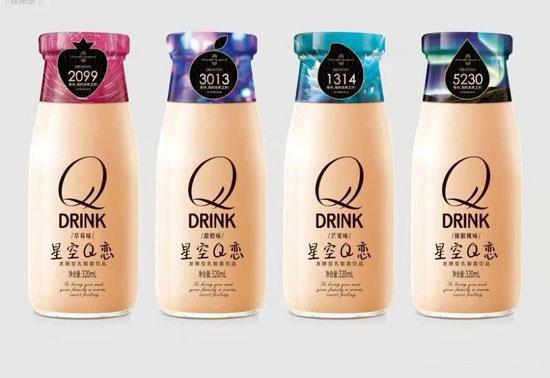 星空Q恋乳酸菌高端规格,一款用心的乳酸菌产品