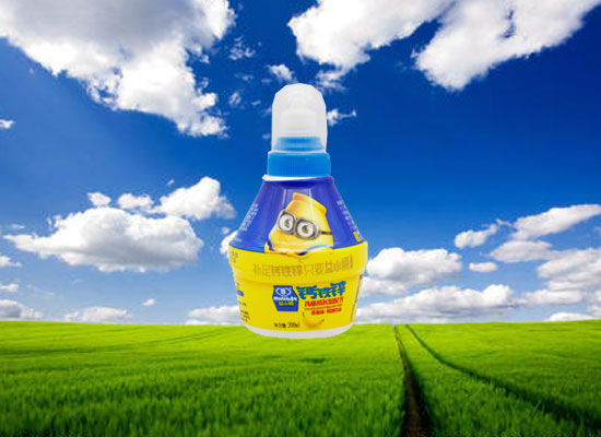得儿童市场得天下,旺仔儿童乳味饮料现火爆招商中