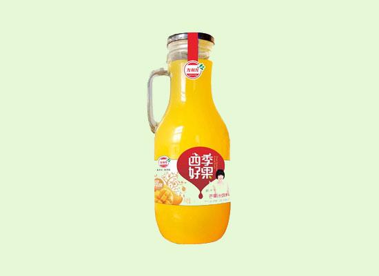友利友四季好果芒果汁,新鮮芒果榨取香濃果汁