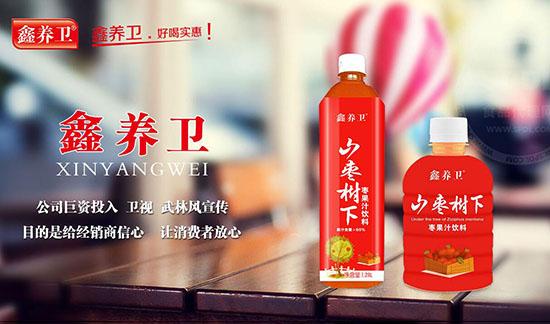 鑫养卫山枣树下果汁饮料,好喝实惠,打开食欲拥有健康生活