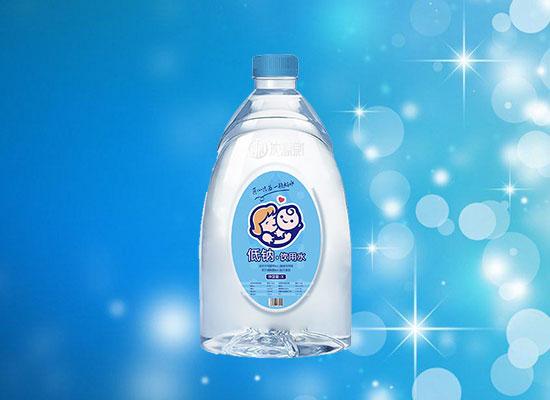 沈源泉低钠饮用水,宝宝爱喝,适合家庭饮用的好水