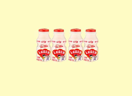 乐拉图乳酸菌饮品,享受生活每一天