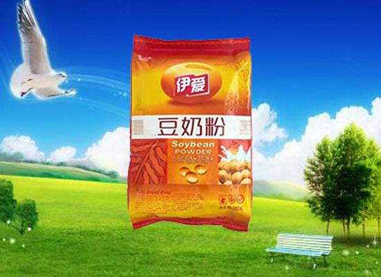 晶鑫公司重磅推出豆奶粉,用品质赢市场