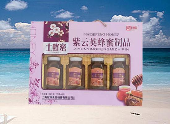 晶鑫公司荣誉出品,麦德风蜂蜜让您尽享财富红利