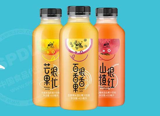 上海喔能食品市场动销快,产品布局占优势,风靡饮品市场