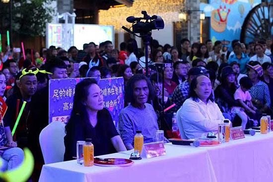 上海喔能食品赞助中国好声音,众多饮品聚焦好声音舞台