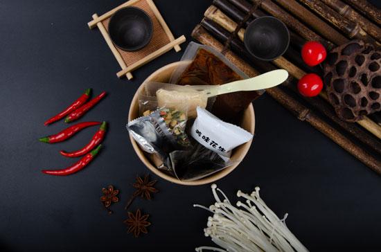 中联尚品新品火爆上市,食烩人金针菇酸辣粉等你来撩