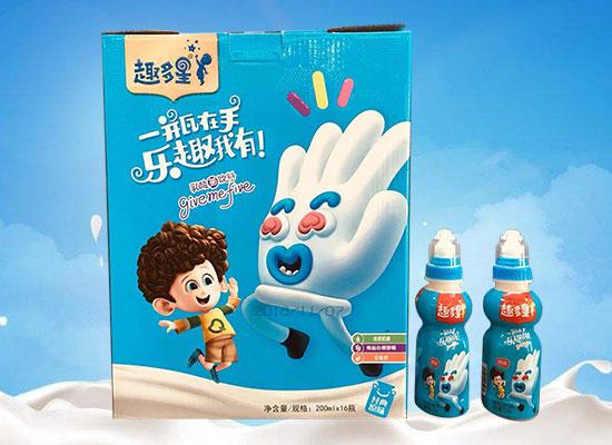 鼎隆食品打造全新儿童乳酸菌饮品,定位**,现火爆招商中