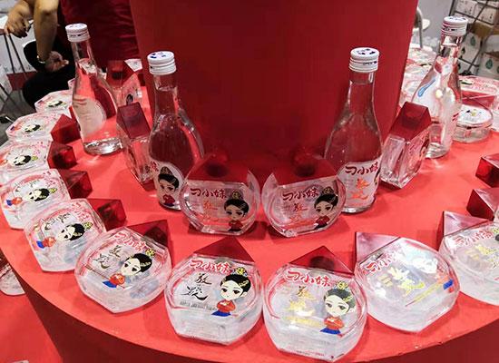 刁小妹酒业现身郑州糖酒会,大展异彩,签单无数,与您共讨商机,共创未来!