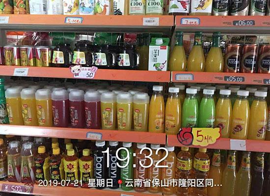 喜愛果園果汁飲品進駐各大商超,開啟果汁飲品新風尚!