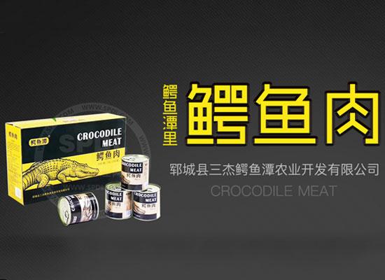 加盟郓城县三杰鳄鱼潭农业开发有限公司有什么优势