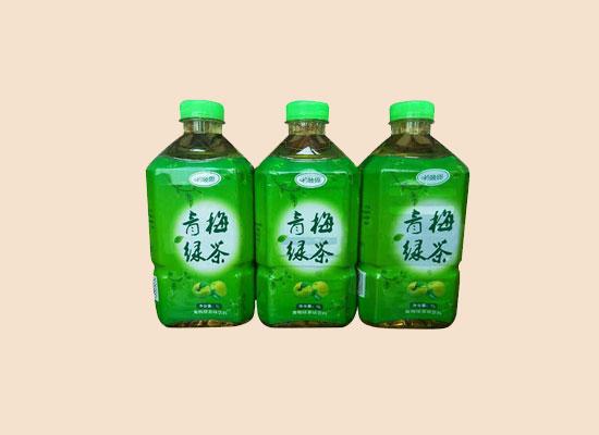 衿唛郎青梅绿茶,品质之选,大分量,共享市场红利