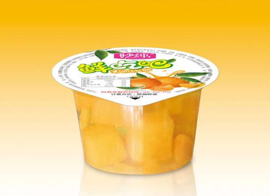 妙纯鲜吃吧果冻,精选原生态优质水果,酸甜可口!