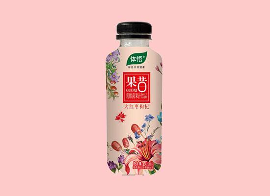 体悟果昔大红枣枸杞果汁饮品,美味来袭,畅享每一天