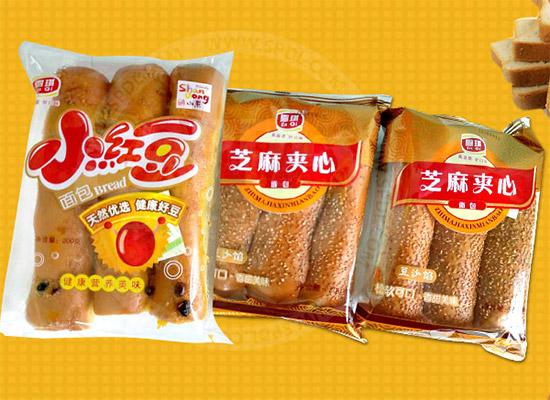 恩琪面包,天然优选,好面包来源于好品质