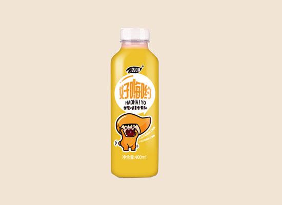 浩明好嗨哟复合果汁饮料,畅销饮品,火爆市场