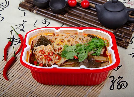 北京食烩人重庆麻辣火锅,味道独特,口感清香,尽享麻辣鲜味